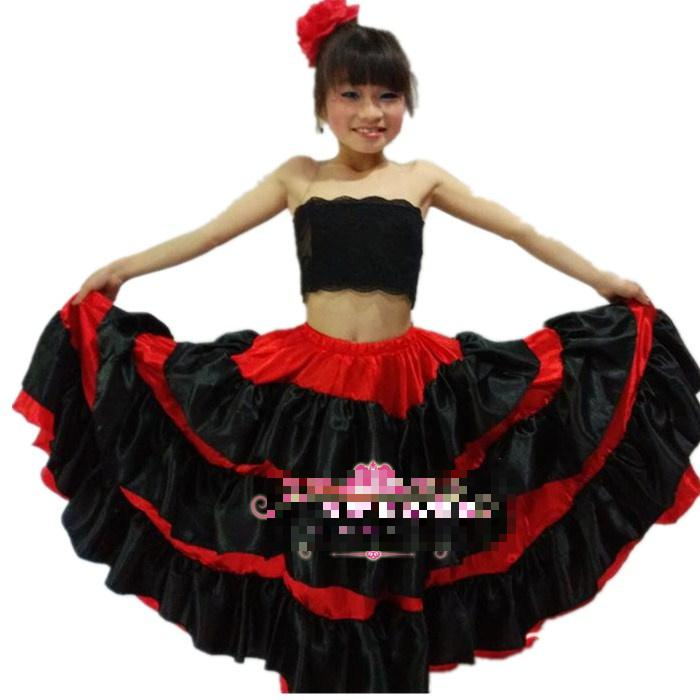 Buy wholesale spanish flamenco dress from china spanish flamenco dress