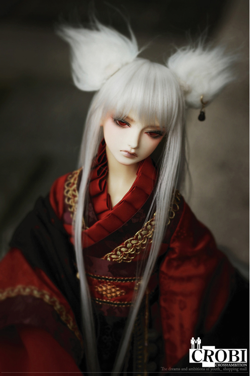 1//3 BJD Doll CROBI Yeon-Ho Male Doll with FREE FACE UP+FREE EYES Resin