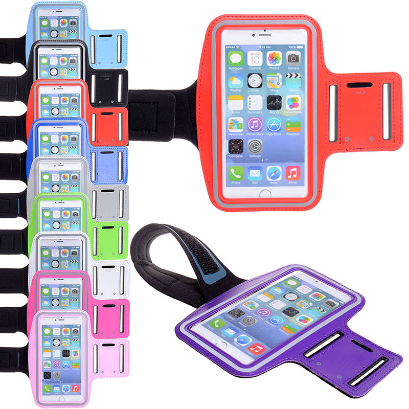 Holder Waterproof Adjustable SPORT GYM arm band case cover for Samsung Galaxy Star Pro S7262 7262 7260 mobile phone(China (Mainland))
