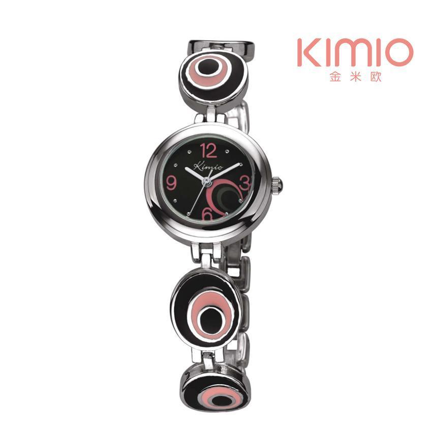 kimio brand fashion wrist rhinestone epoxy