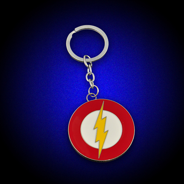 The Flash keychain