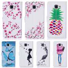Buy Painted PU Leather Wallet Mobile Phone Cases Samsung Galaxy A3 2016 SM-A310 4.7 Inch A310 A3100 A310F SM-A310 Cases Covers for $3.68 in AliExpress store
