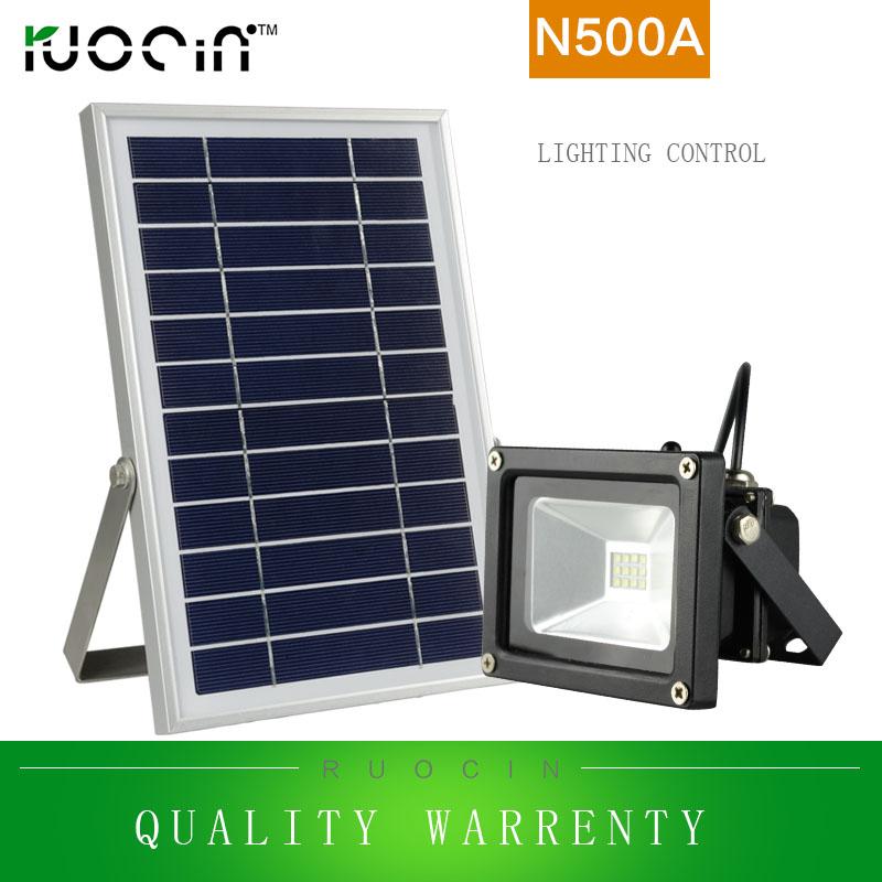 High Power 6V 6W Solar Panel Flood light street light Super bright 6 V Solar led lamp sun charger solar lighting(China (Mainland))