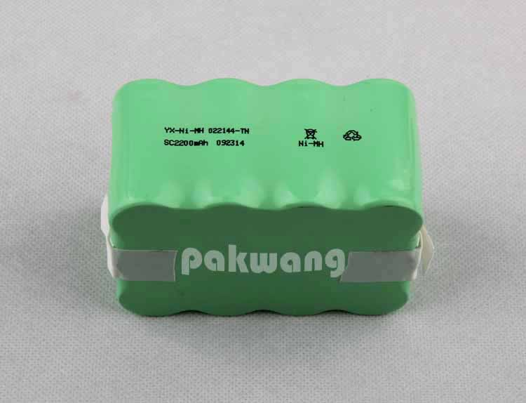 Original XR210 Battery brand new 2200MAH Ni Battery 1 pc for Robot vacuum cleaner XR210 spare parts free shipping(China (Mainland))