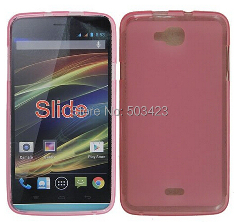 wiko slide TPU Cases,New Matte Pudding Soft Gel Skin Cover Case