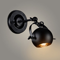 Retro loft wall light clothing shop store stage cafe pub bar club study restaurant bedroom corridor