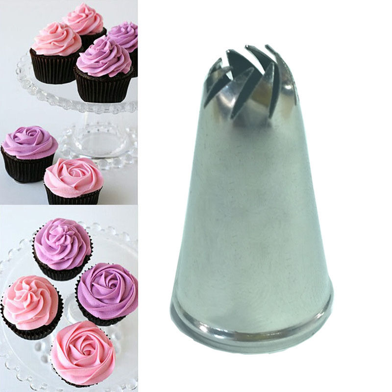 Cake Decorating Nozzle Tips : Online Buy Wholesale icing piping nozzles from China icing ...