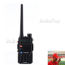 Portable Radio Walkie Talkie, dual display dual standby,dual band  136-174/400-520 MHZ  128CH phones telecommunications