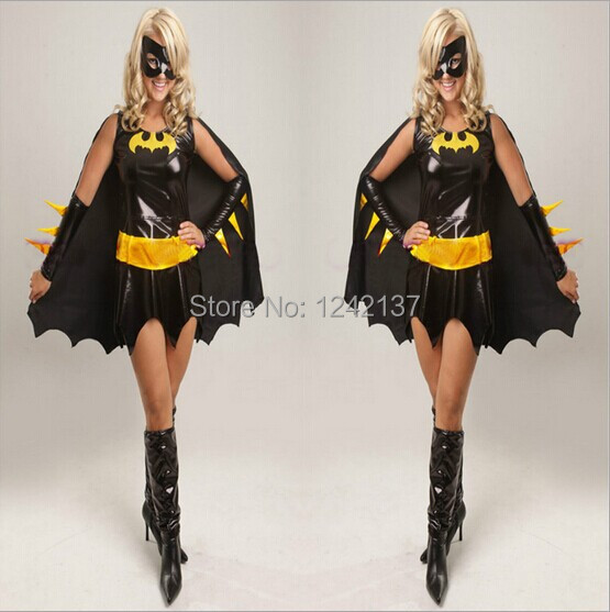 Batman Halloween Costume For Women Batman Halloween Costume
