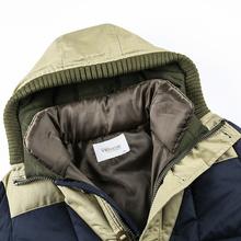Viishow Parka Coat Men Winter Duck Down Jacket Men Coats 2015 Brand Hoody Coats Outdoor Warm