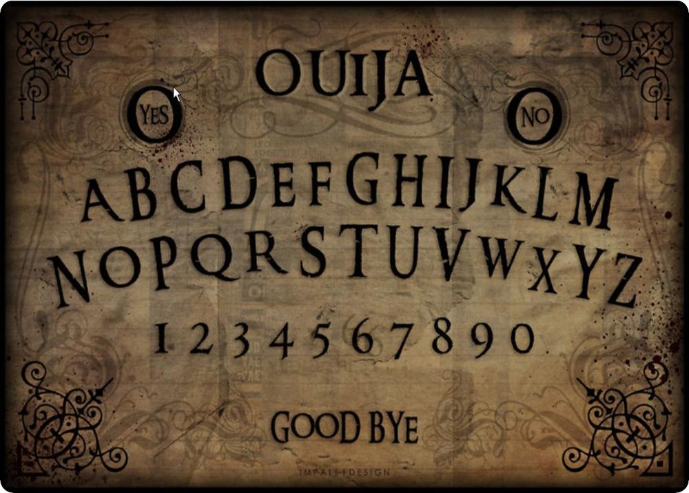 ouija board online spielen