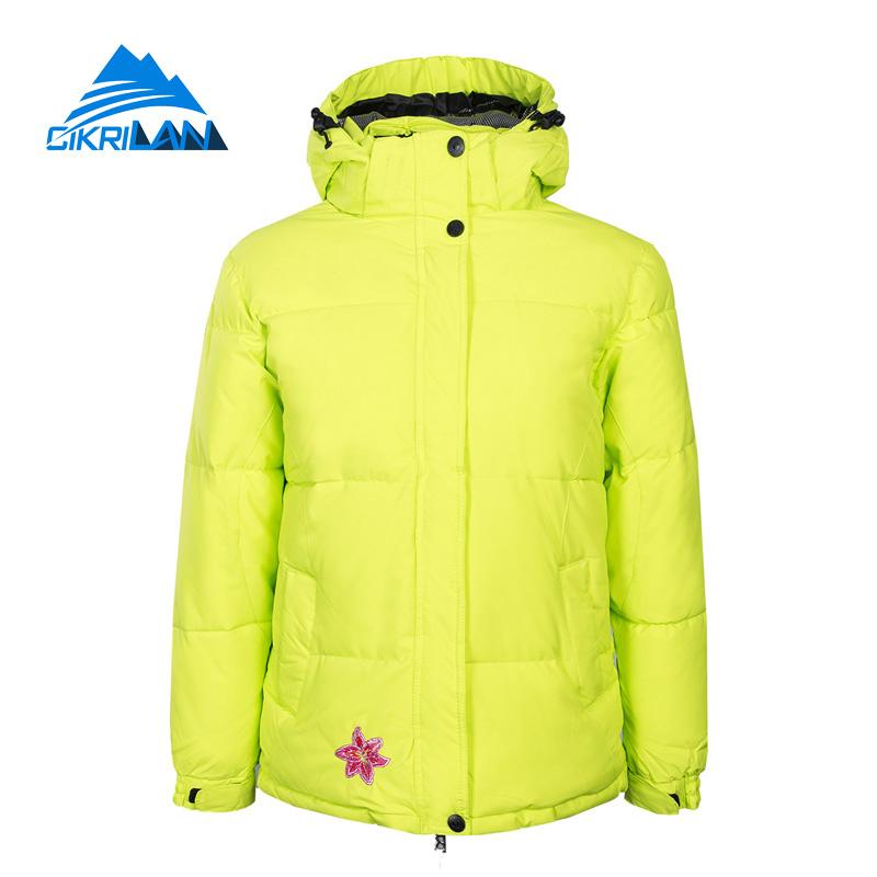 Fashion Girls Windstopper Winter Snowboard Cotton Kids Ski Jacket Warm Outdoor Sport Hiking Jaqueta Camping Casual Skiing Coat(China (Mainland))