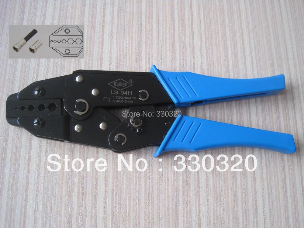 coaxial crimper for crimping RG58,RG59,BNC coax cable connectors,LS-04H(China (Mainland))
