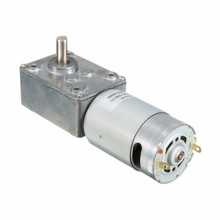 Buy 1PCS High Torque 12V DC 7RPM Worm Geared Motor Gear Reducer WGM-555 Turbo Motor for $23.51 in AliExpress store