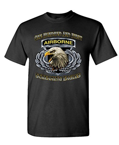 Online buy wholesale 101st airborne shirt from china 101st for Order custom t shirts cheap