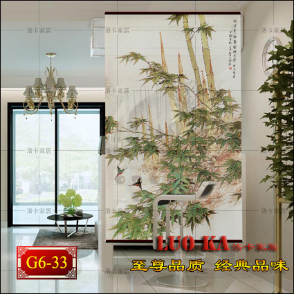 Translucent beads shutter curtains bedroom living room upscale minimalist modern Chinese custom blackout curtain entrance wind<br><br>Aliexpress