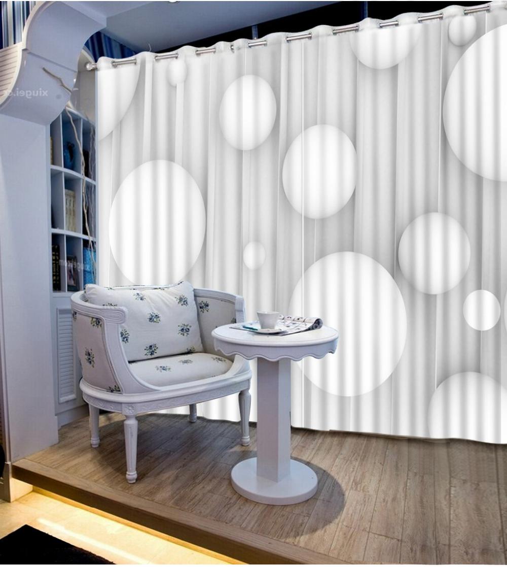 Hoge Kwaliteit Wit Polyester Gordijnen-Koop Goedkope Wit Polyester ...