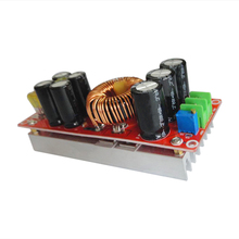 New 1200W 20A DC DC Converter Boost Step-up Power Su0pply Module IN 8-60V OUT 12-83V 12v 24v battery(China (Mainland))