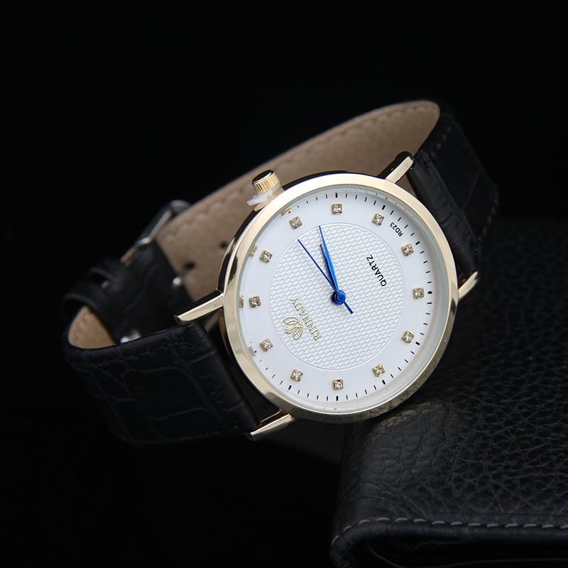 High Quality New Arrival 2015 PU Leather Strap Men Quartz Wristwatch Watches Men Montre Homme Marcas Famosas Relogio Masculino<br><br>Aliexpress