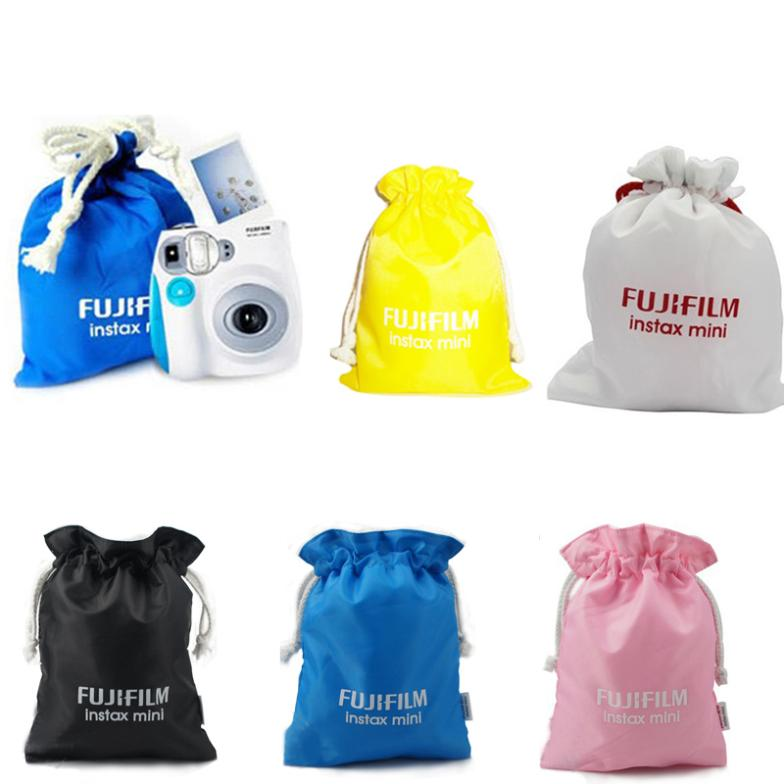 OnfineFor Fuji Fujifilm Instax Mini 7 7s 8 25 50s 90 Film Instant Camera Bag Free shipping&Wholesale(China (Mainland))