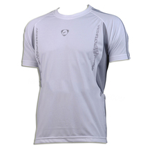 Brand Cool Feeling Quick Dry UV Athletic Mens Sports Apparel Compression Shirt Running Training Bodybuilding Fitness