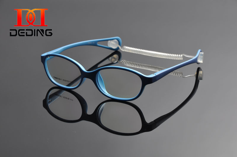 Eyeglass Frames Size 43 : DEDING Kids Eyeglasses with Cord Size 43,Color Glasses ...