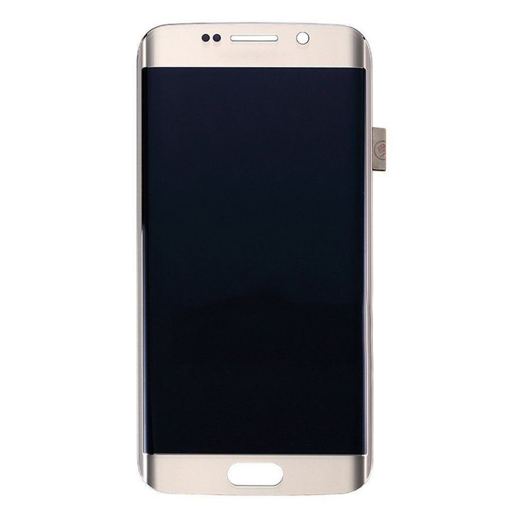 High Quality Mobile Phone LCD Display + Touch Digitizer Screen + Assembly For Samsung Galaxy S6 Edge G925V G925A G925T(China (Mainland))