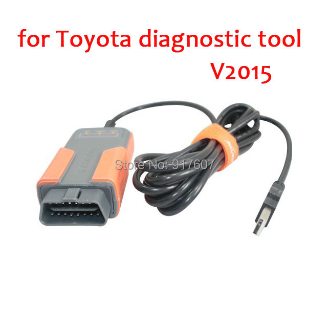 2015 Recommend For Toyota diagnostic tool V9.30.002 Original scanner Xhorse MVCI code scanner DHL fast ship(China (Mainland))