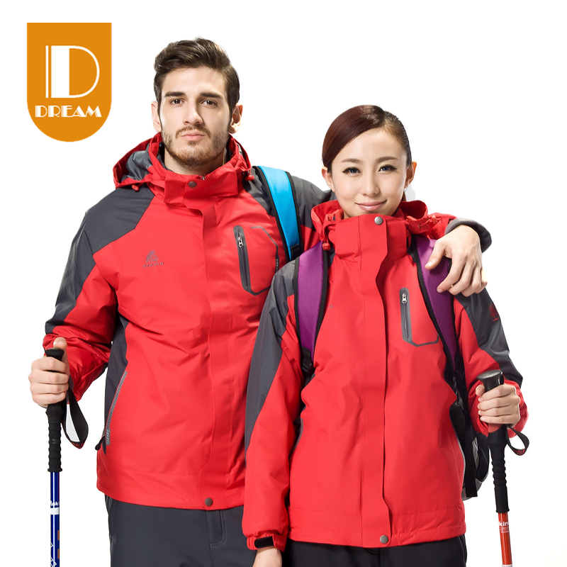 New Men's Women's Outdoor Soft Shell Clothes Fashion Winter Hooded Coat Jacket Hiking Fishing Climbing Outdoors 8 Colors 13077(China (Mainland))