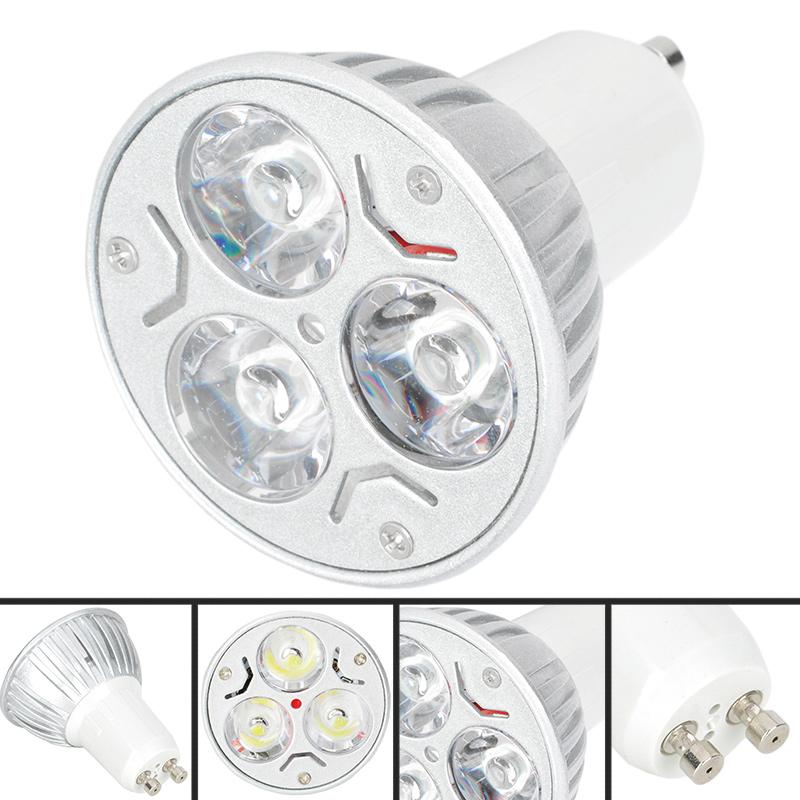 Светодиодный прожектор OEM 6W 85 265 V Gu10 300lm 6500K 3/x 60 * DA1254 #S3 1254DA электрический скутер eglobal oem 1 x 3 v s1