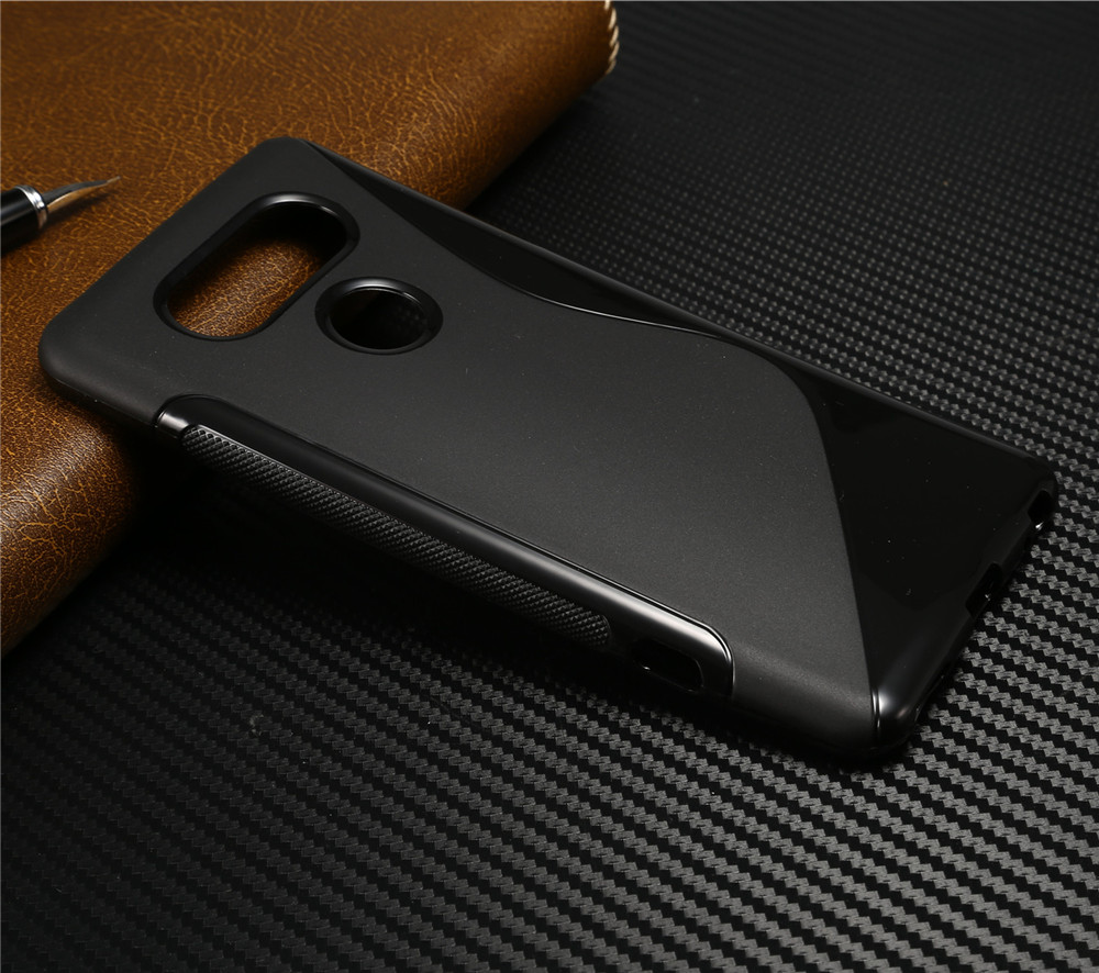 Luxury brand ultra thin soft silicon back cover case LG V20 cases covers v20 original accessories
