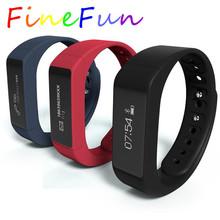 I5 Plus Bluetooth Wristband IP67 Smart Watch with SMS Call Reminder Pedometer Sleep Monitor