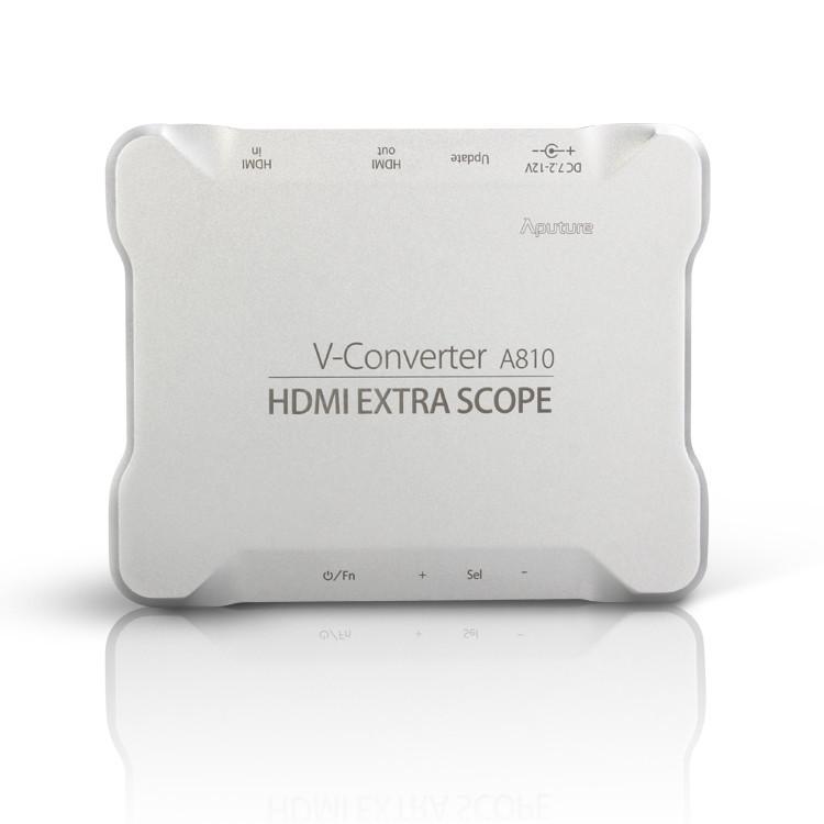 Здесь можно купить  Aputure V-Converter A810 HDMI Extra Scope Monitor Converter For Camcorder DSLR Camera   Бытовая электроника