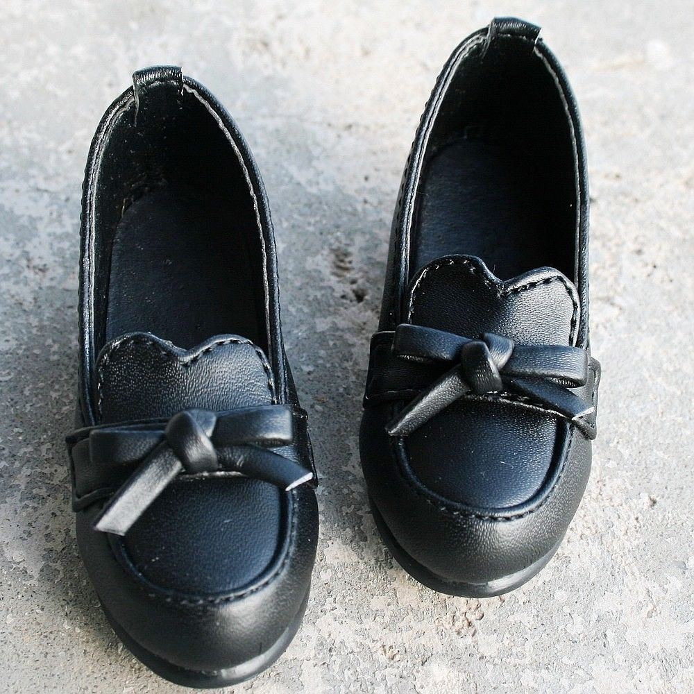 [wamami] 122# 1/3 Black Bow Cute BJD LOLI SD DOD LUTS AOD Dollfie Doll Shoes
