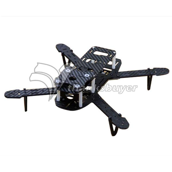Mini QAV 250 Carbon Glass Fiber Quadcopter Frame Kits for FPV Photography(China (Mainland))