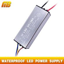 LED Driver 10 W 20 W 30 W 50 W 70 W AC 100-265 V A DC 20-38 V MB Illuminazione Per Luce di Inondazione del Proiettore Senza Sfarfallio(China (Mainland))