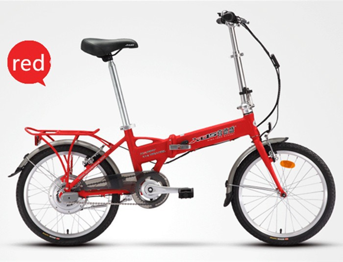 Good Quality Folding 20 inch tire 24V Lithium battery load 130kg electric bike bicycle e bike
