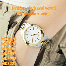 Fashion ladies watch MK2277 MK2278 MK2279 MK2280 MK2281 MK2290 MK2297 + original box, wholesale and retail + free shipping