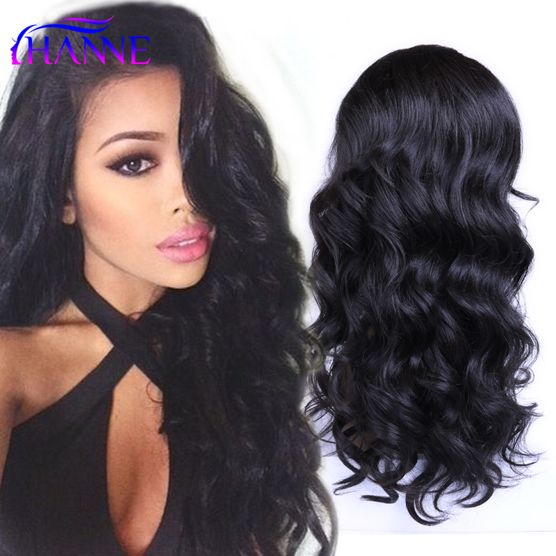 New Arrival #2 Body Wave Synthetic Wig For Black Women body wave Heat Resistant Freetress Hair Wig Loose Wave Synthetic Hair Wig от Aliexpress INT