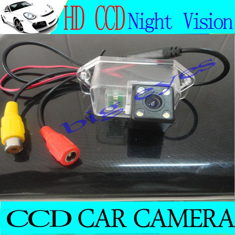 Car Reverse Camera for Mitsubishi Lancer Reversing Backup Rear View Parking Kit Night Vision Waterproof Free Shipping(China (Mainland))