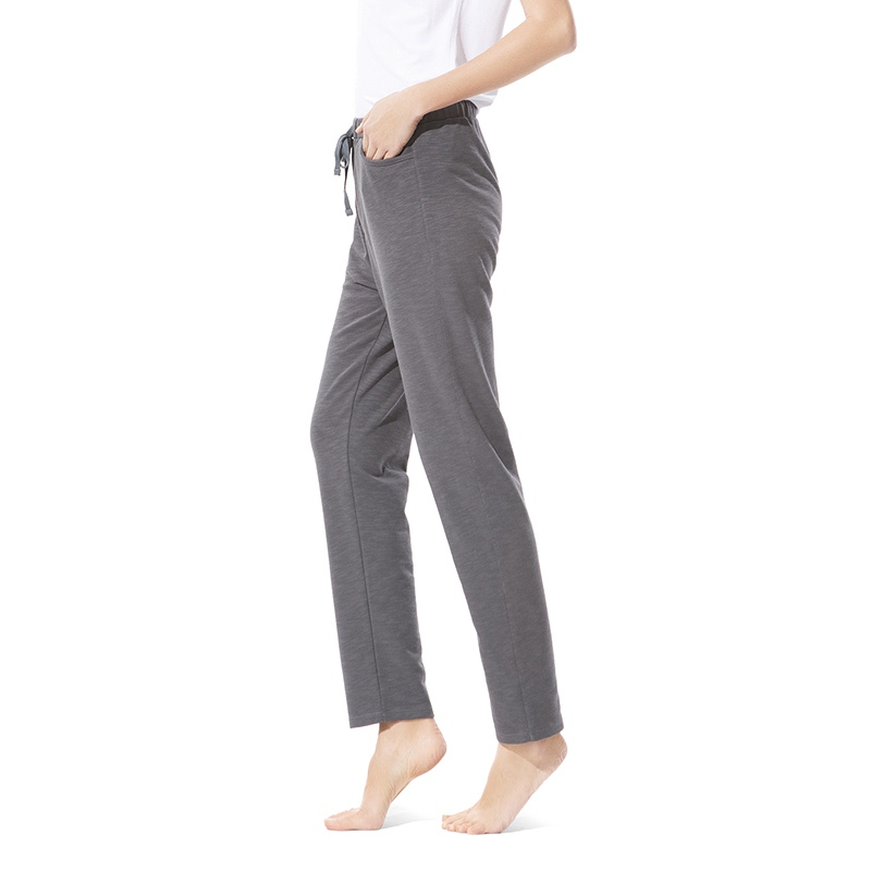 Fashion Women Ladies Stretch Casual Long Pants Trousers Soft Modal Bottoms