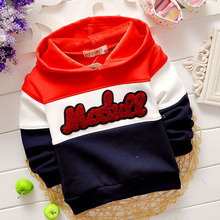 Kids hoodies children clothes long sleeve boys hoodies autumn and winter children hoody baby girls clothing sport clothes(China (Mainland))