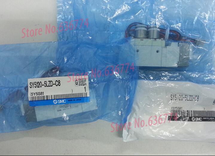 Здесь можно купить  Free Shipping Japan SMC SY5120-5 lz - C8  Компьютер & сеть