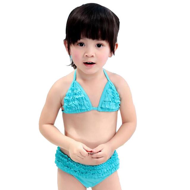 Los adolescentes de bikini de China encuentran