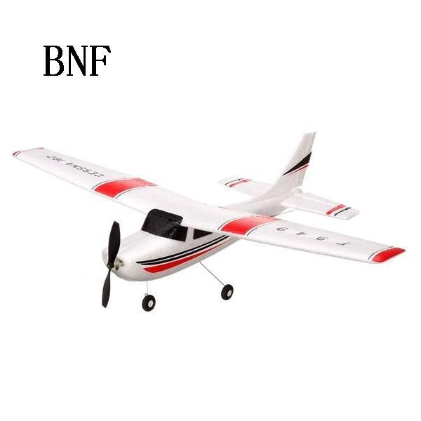 Free Shipping WLtoys F949 2.4G 3CH Cessna 182 Micro RC Airplane BNF Without Transmitter