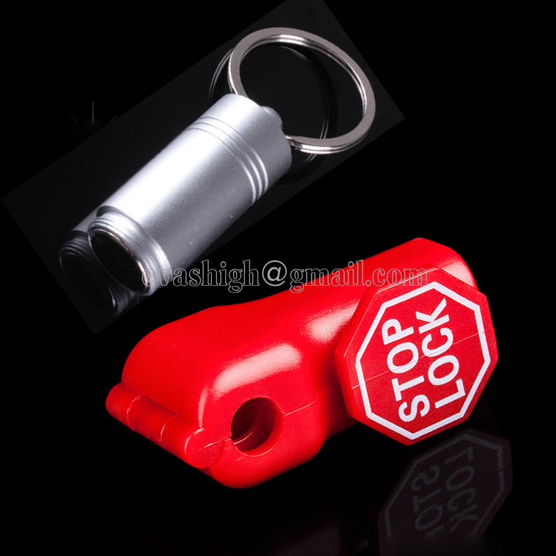 101 Eas Hook Display Stop Lock Security Locking Hook Retail Store Display Antilost Antitheft Plastic Lock Catch With Magnet Key kopen