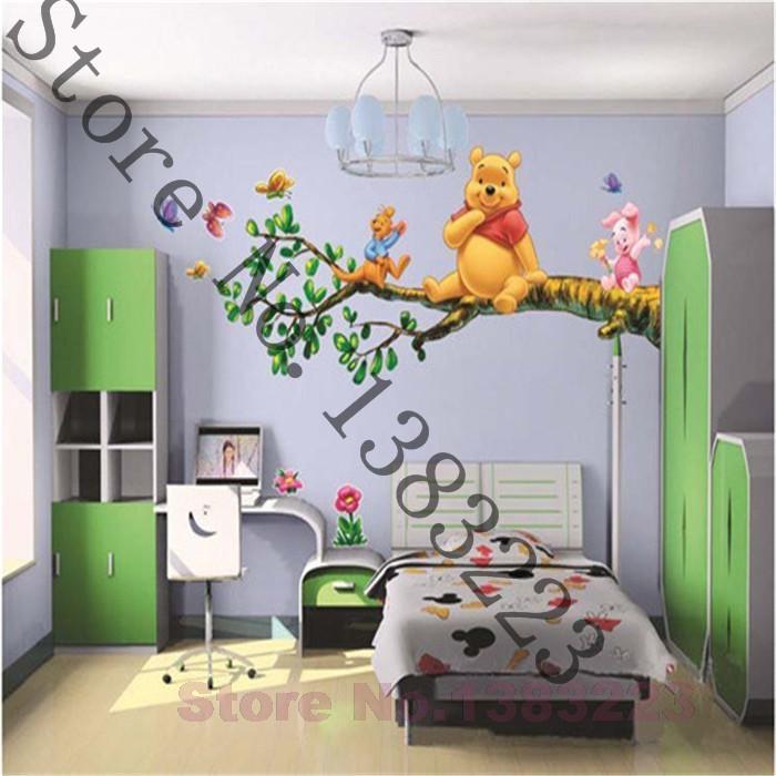 Disney slaapkamer decoratie exclusive gifts shop walltastic xxl disney kinderkamer - Behang voor volwassen kamer ...