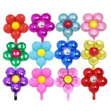 Colorful flower  wedding party balloon inflatable air balloon,marriage room party decoration flower balls children toys