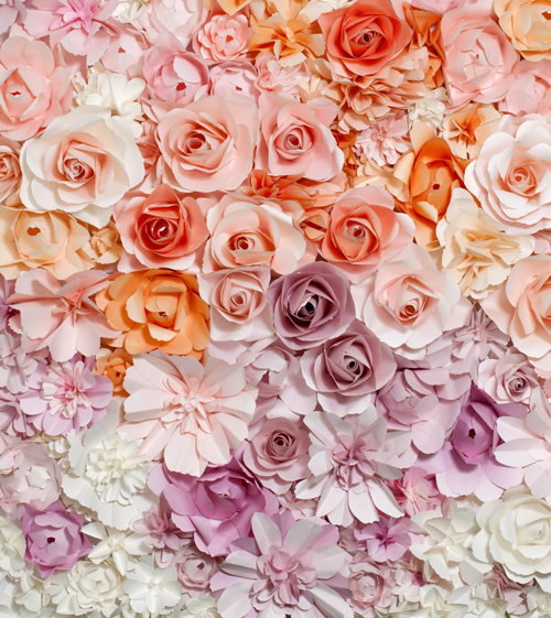 Digital pink violet roses printed photo studio backdrops studio background for indoor newborn baby Wedding background D-9869(China (Mainland))