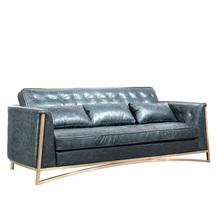 NEUE Foshan Echtem Leder Couch Guangdong Mbel Wohnzimmer Sofa LuxusChina